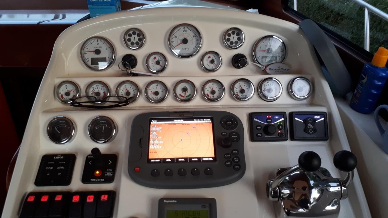 Rapsody R36 cabrio met 2x D4-260 6