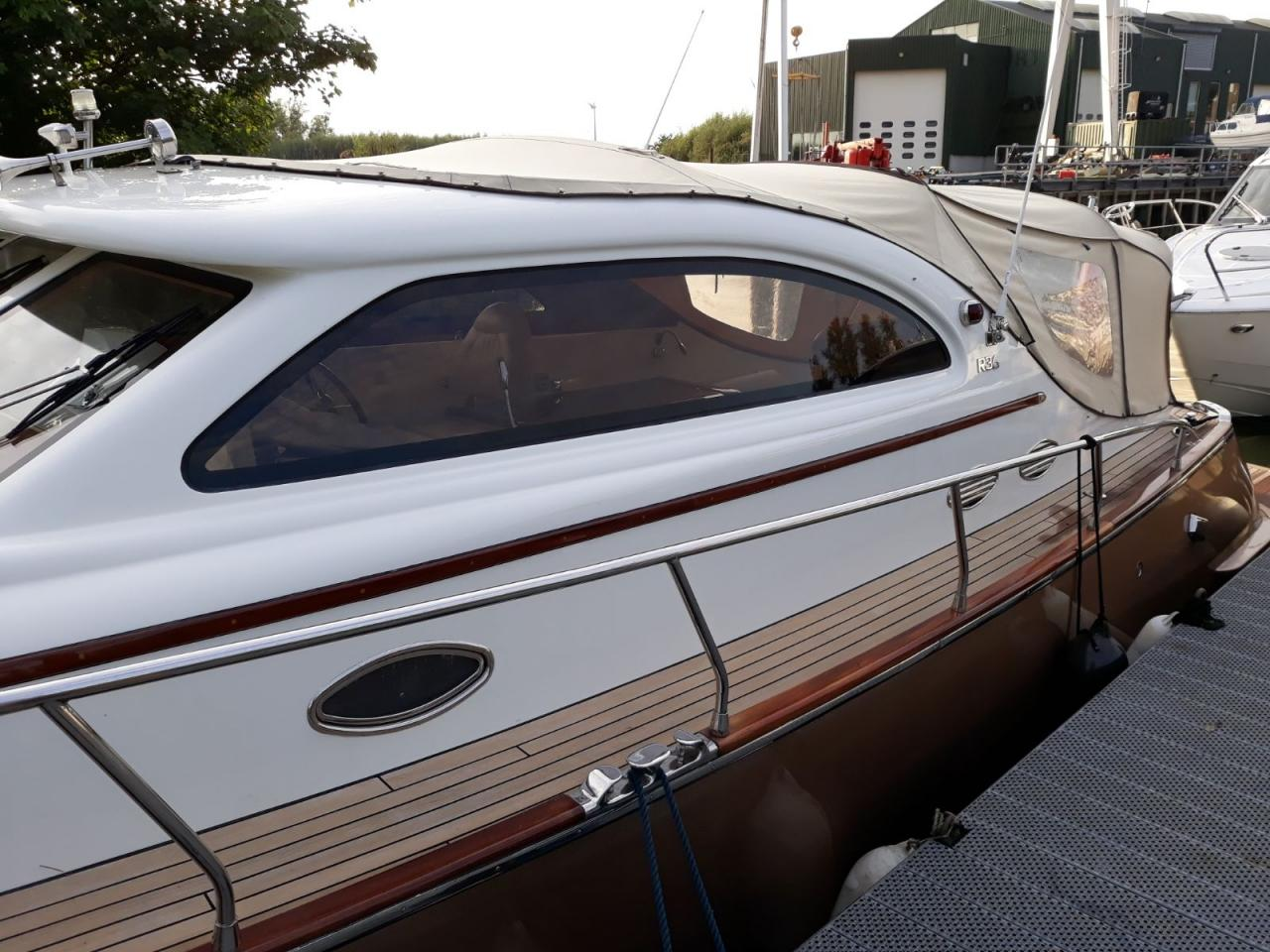Rapsody R36 cabrio met 2x D4-260 19