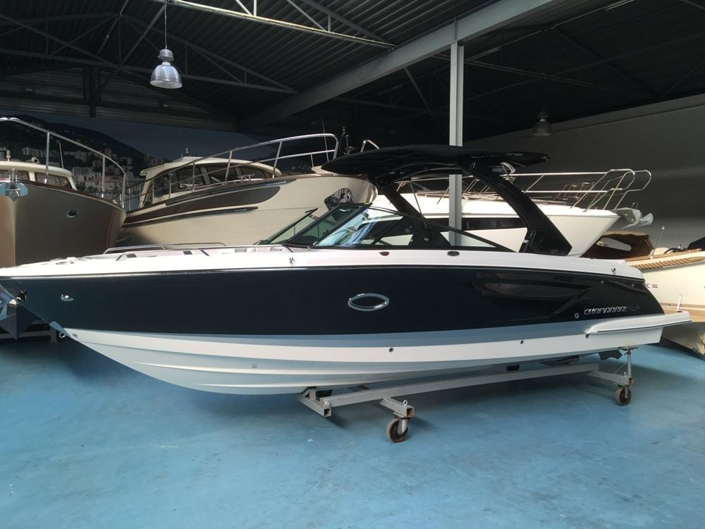 Chaparral 287 SSX met 8.2 HO 2