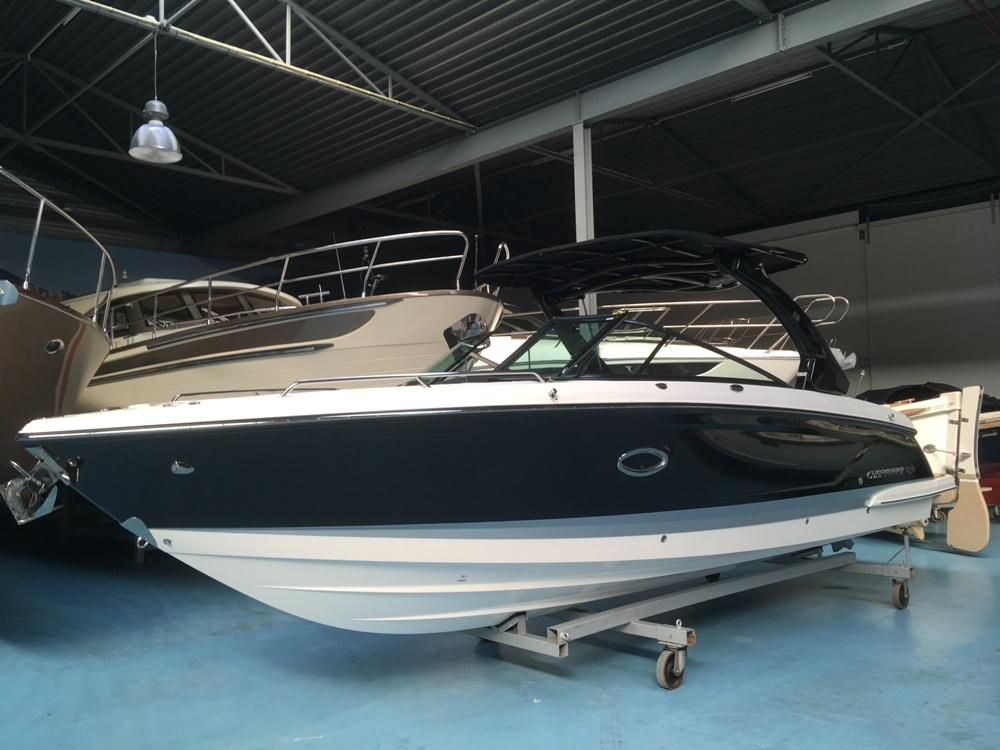 Chaparral 287 SSX met 8.2 HO 3
