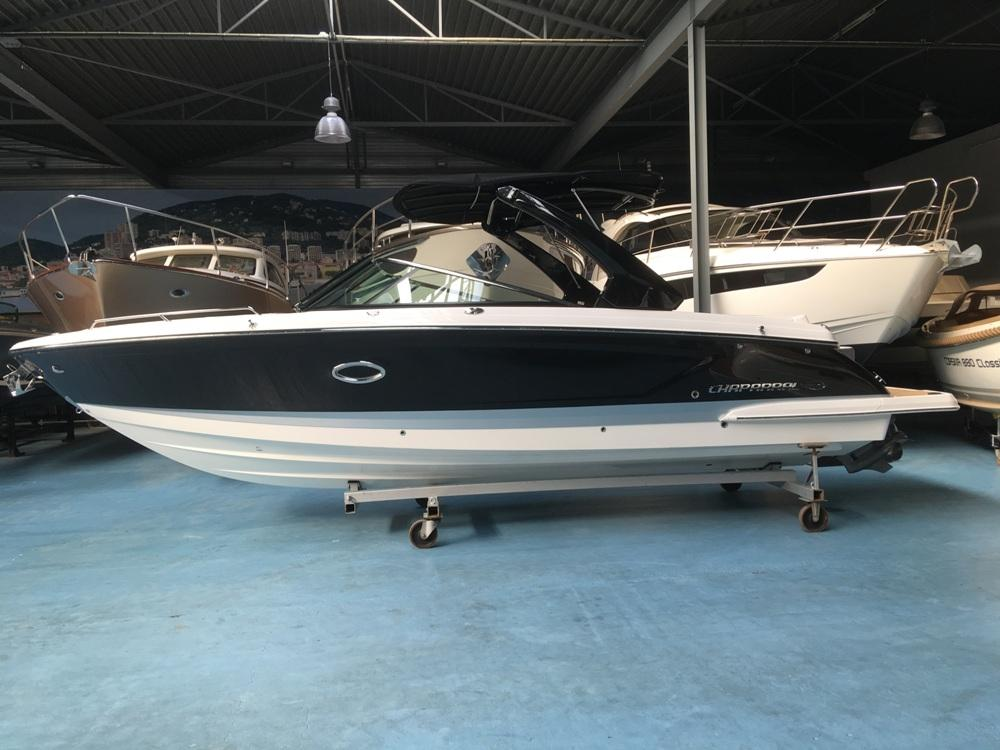 Chaparral 287 SSX met 8.2 HO 4