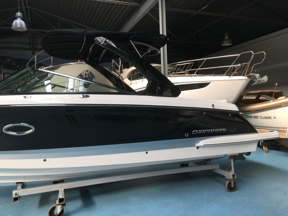 Chaparral 287 SSX met 8.2 HO 5