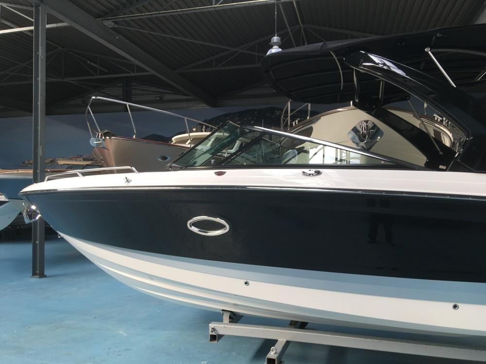 Chaparral 287 SSX met 8.2 HO 6