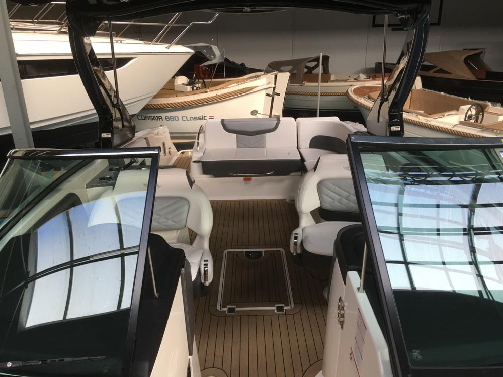 Chaparral 287 SSX met 8.2 HO 16