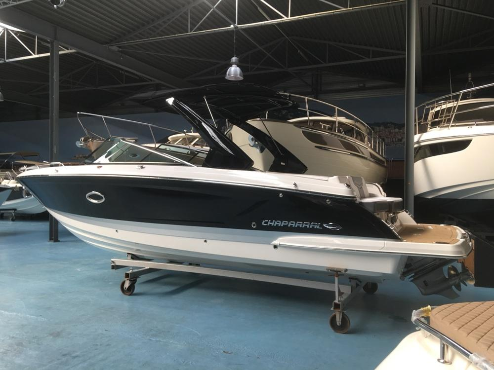 Chaparral 287 SSX met 8.2 HO 21