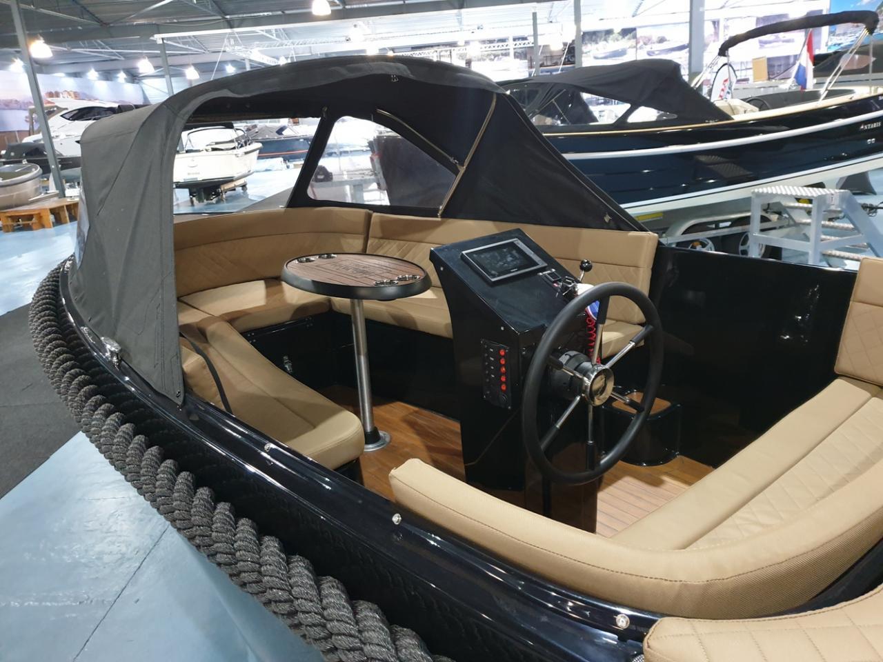 Maxima 600 tender met Honda 40 pk - levering 2022! 2