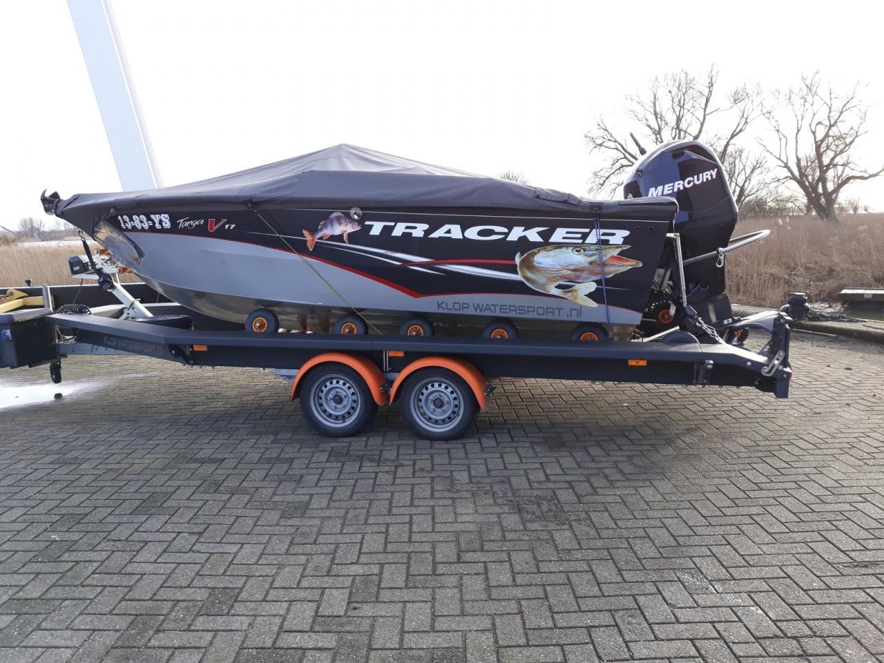 Tracker V175SC met Mercury F115 elpt 5