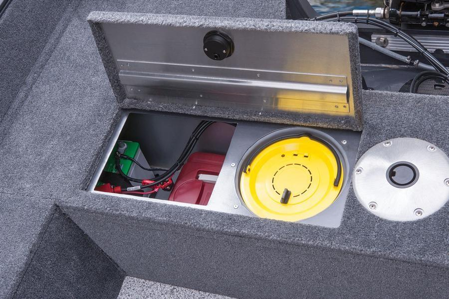Tracker V175SC met Mercury F115 elpt 17
