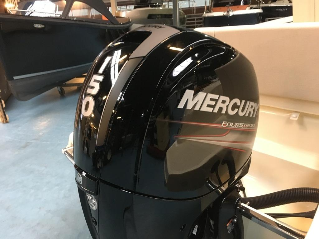 Invictus 200 fx met Mercury F 150 L 10