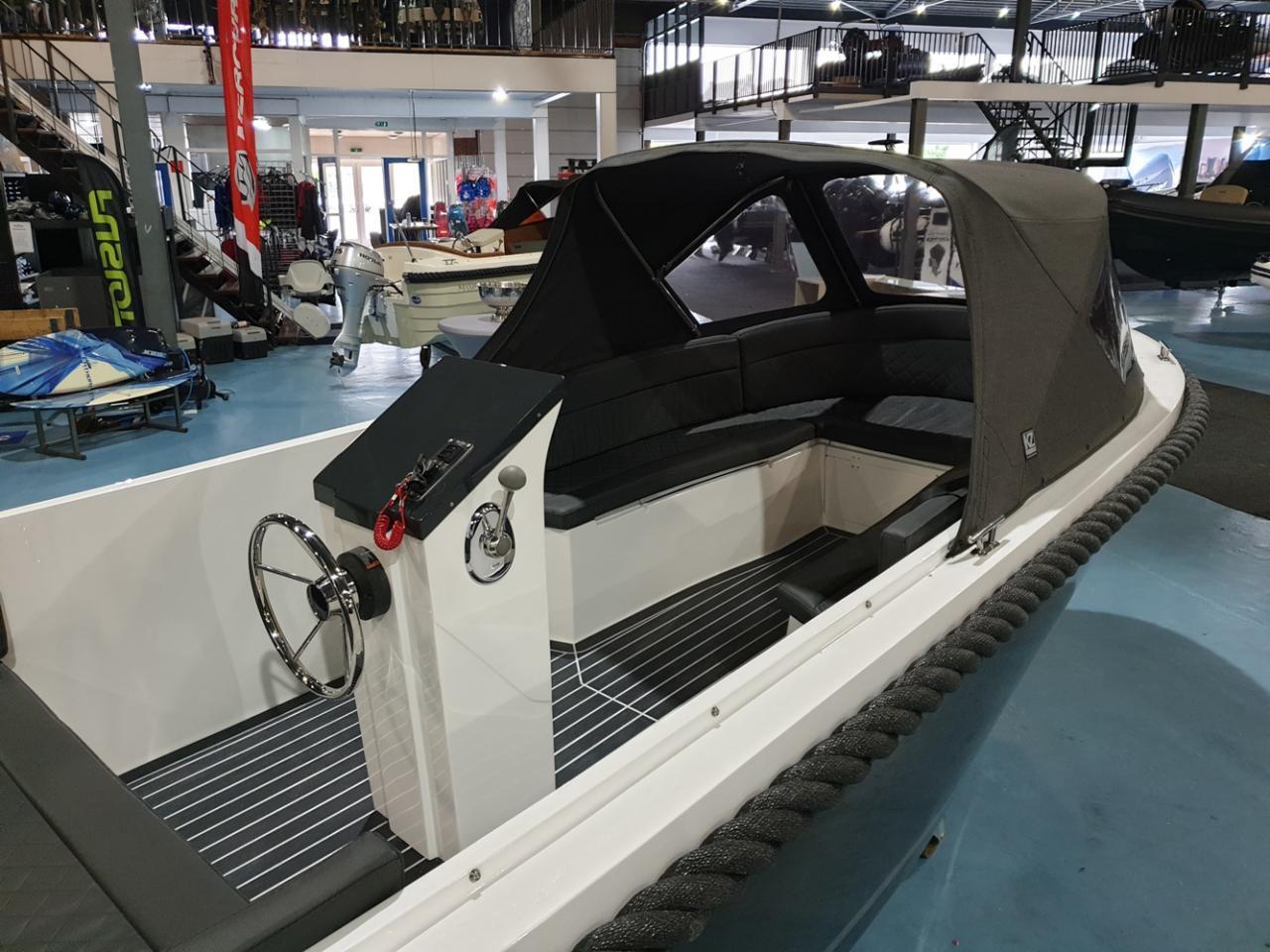 Maxima 490 met Honda 20 pk DIRECT VAREN! 2