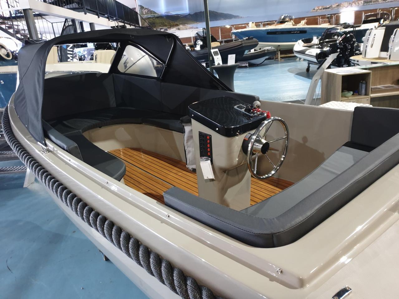 Maxima 485 met Honda 20 pk motor - levering 2022! 2