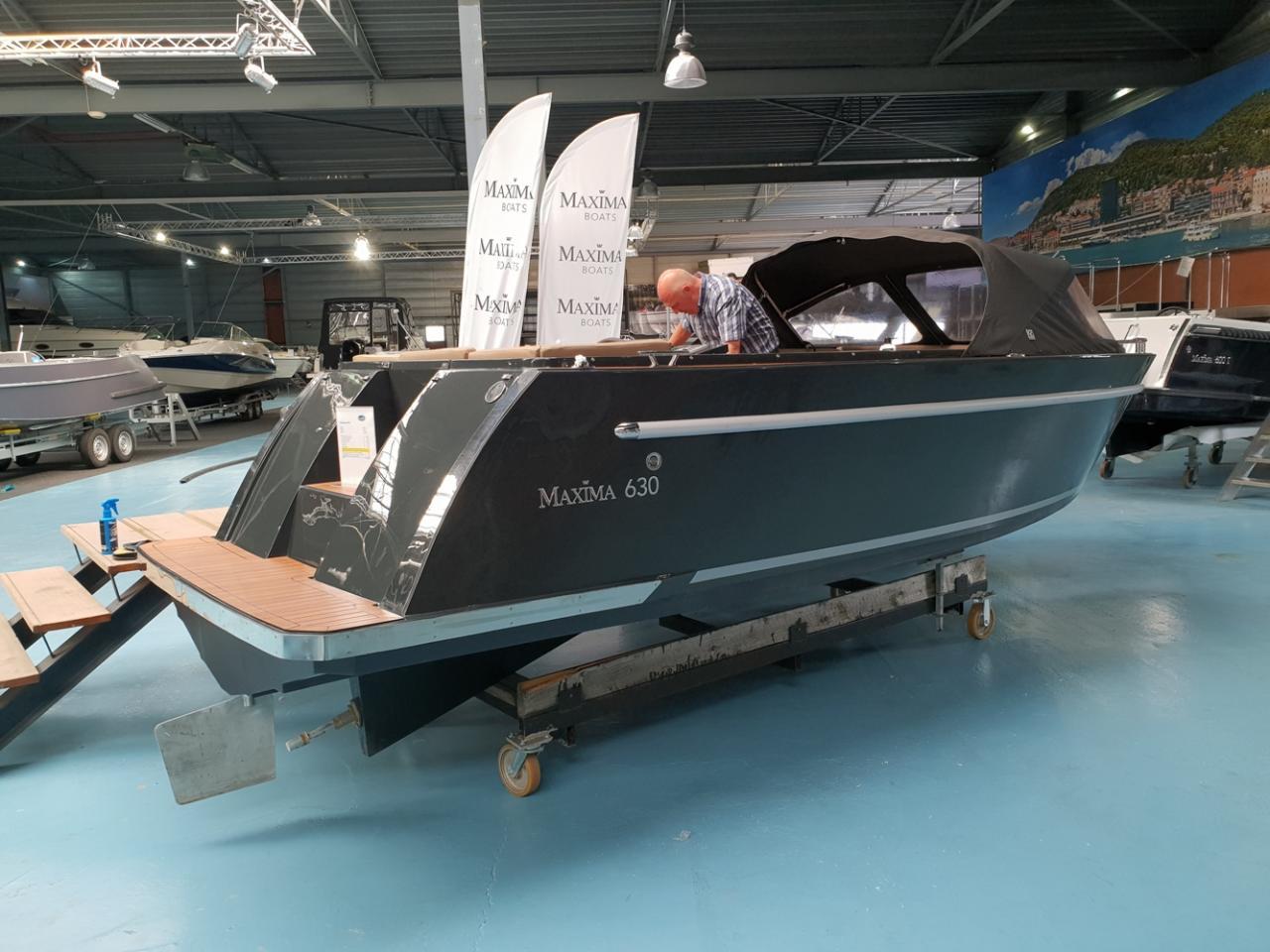 Maxima 630i met Vetus 42 pk direct vaarklaar! 6