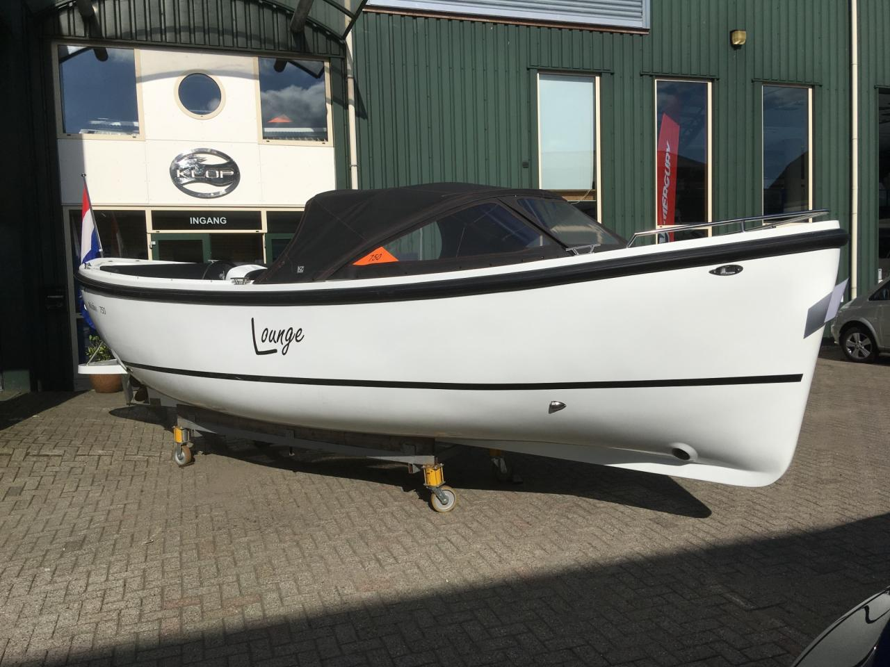 ZOMERKNALLER: Maxima 750 lounge DEMO boot full options! 1