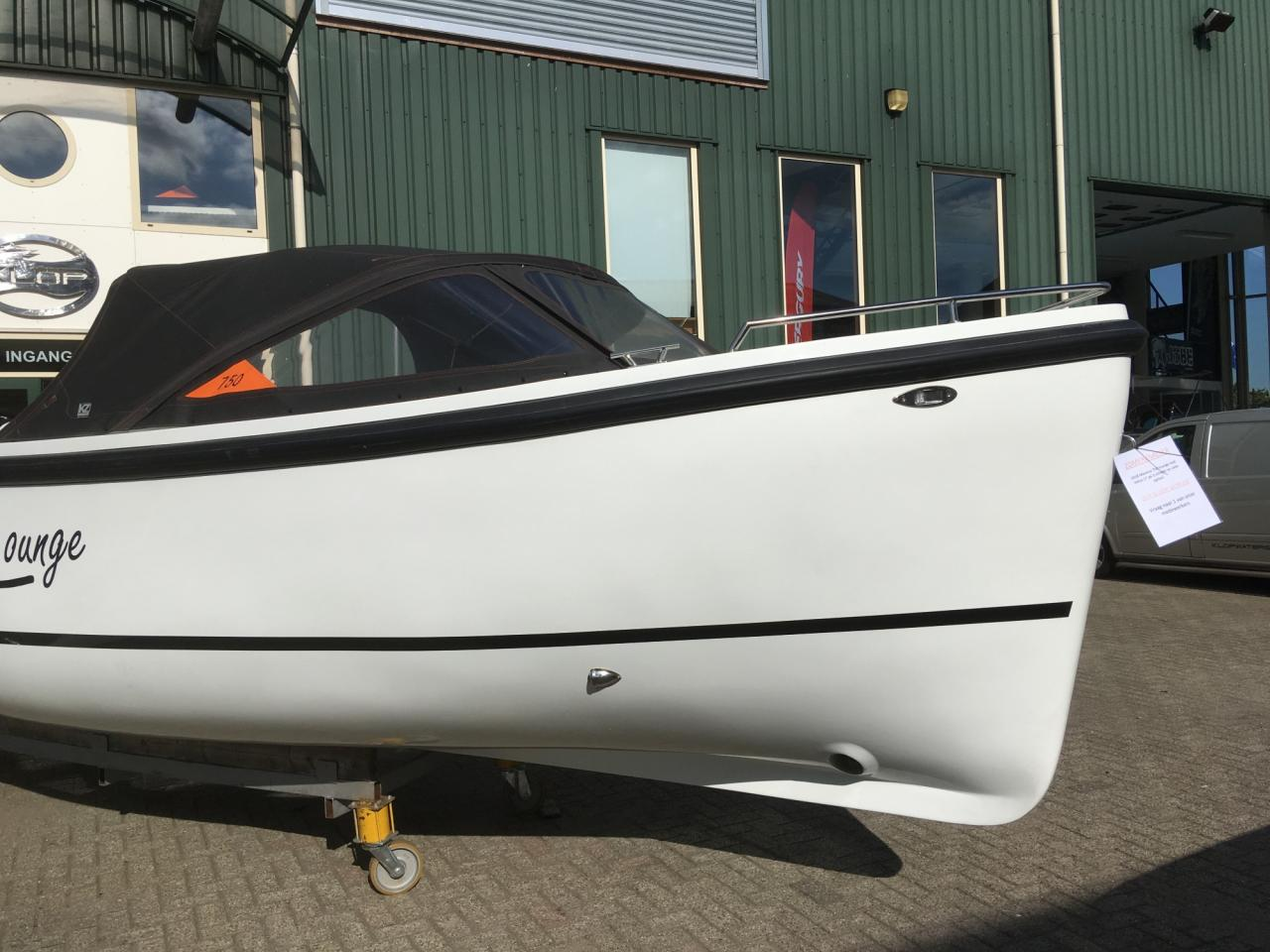 ZOMERKNALLER: Maxima 750 lounge DEMO boot full options! 2