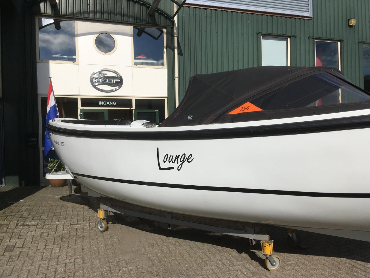 ZOMERKNALLER: Maxima 750 lounge DEMO boot full options! 3