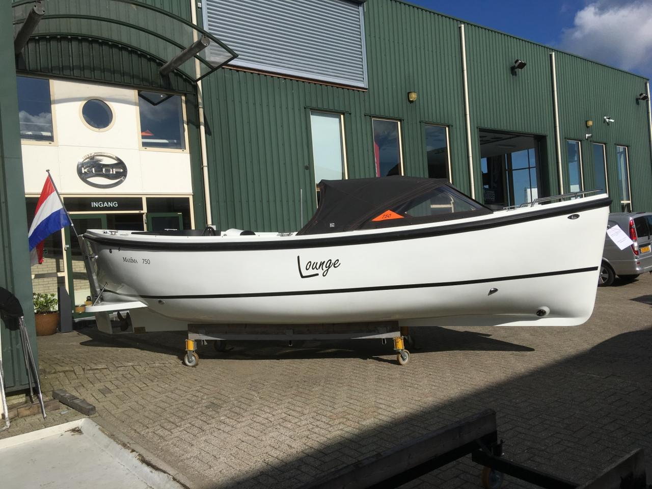ZOMERKNALLER: Maxima 750 lounge DEMO boot full options! 5