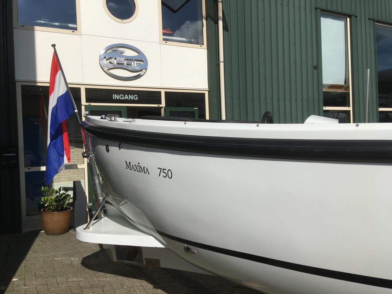 ZOMERKNALLER: Maxima 750 lounge DEMO boot full options! 6