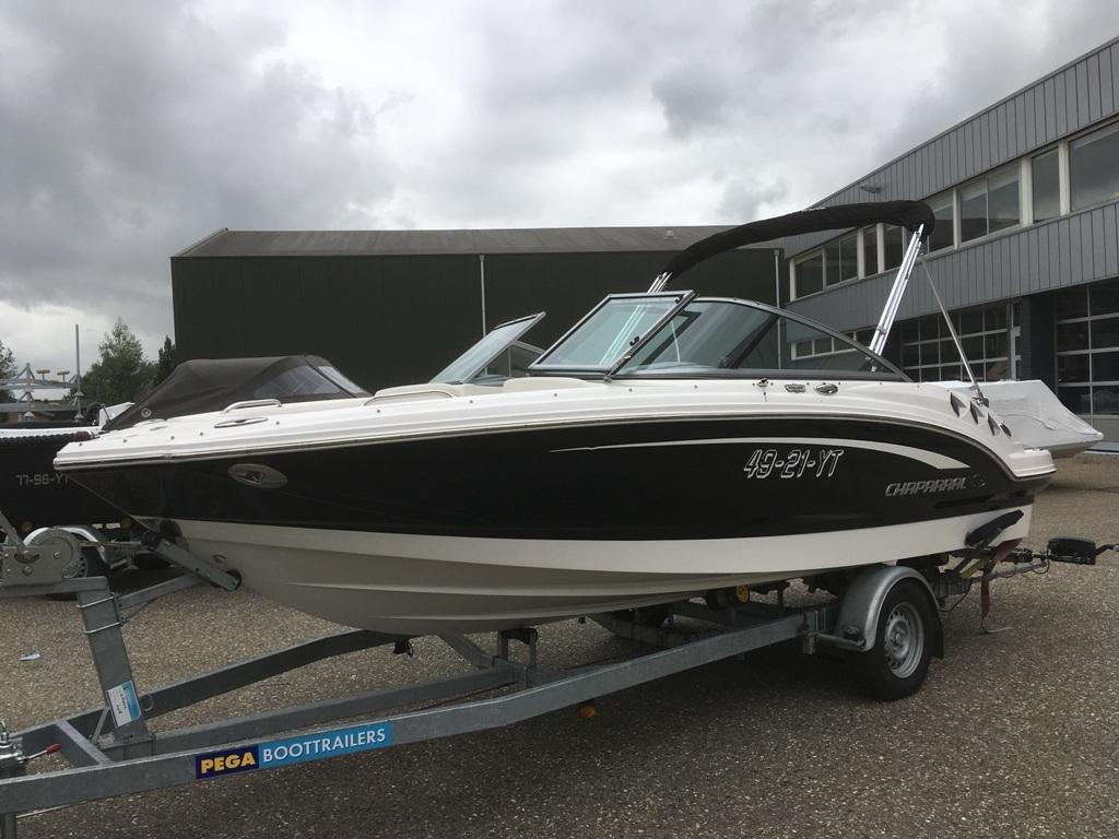 Chaparral 196 SSI speedboot met 4.3 liter MPI! 2