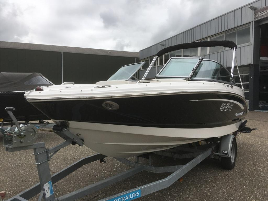 Chaparral 196 SSI speedboot met 4.3 liter MPI! 3