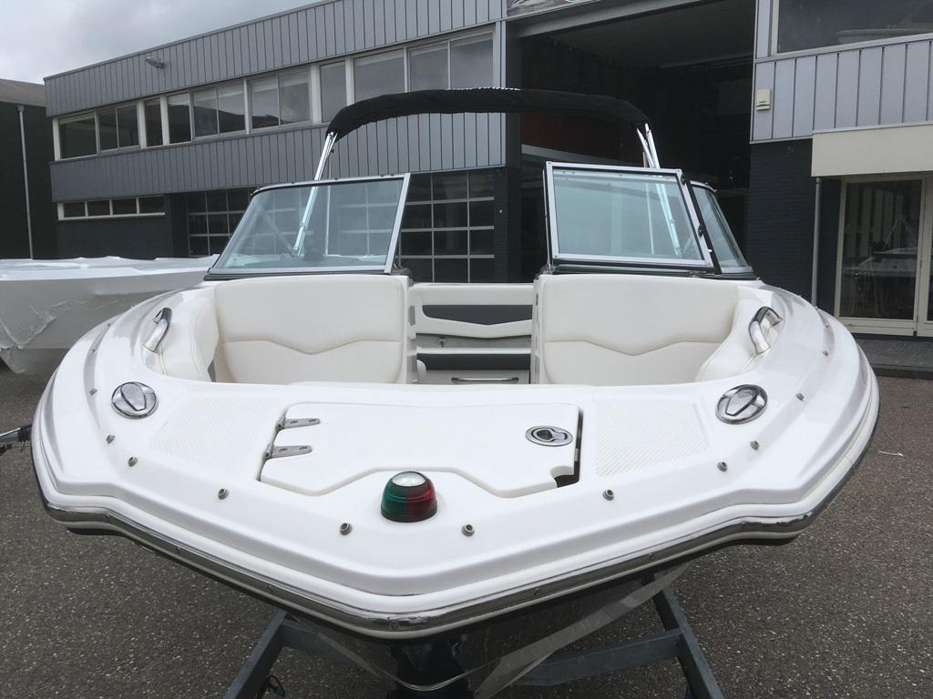 Chaparral 196 SSI speedboot met 4.3 liter MPI! 4