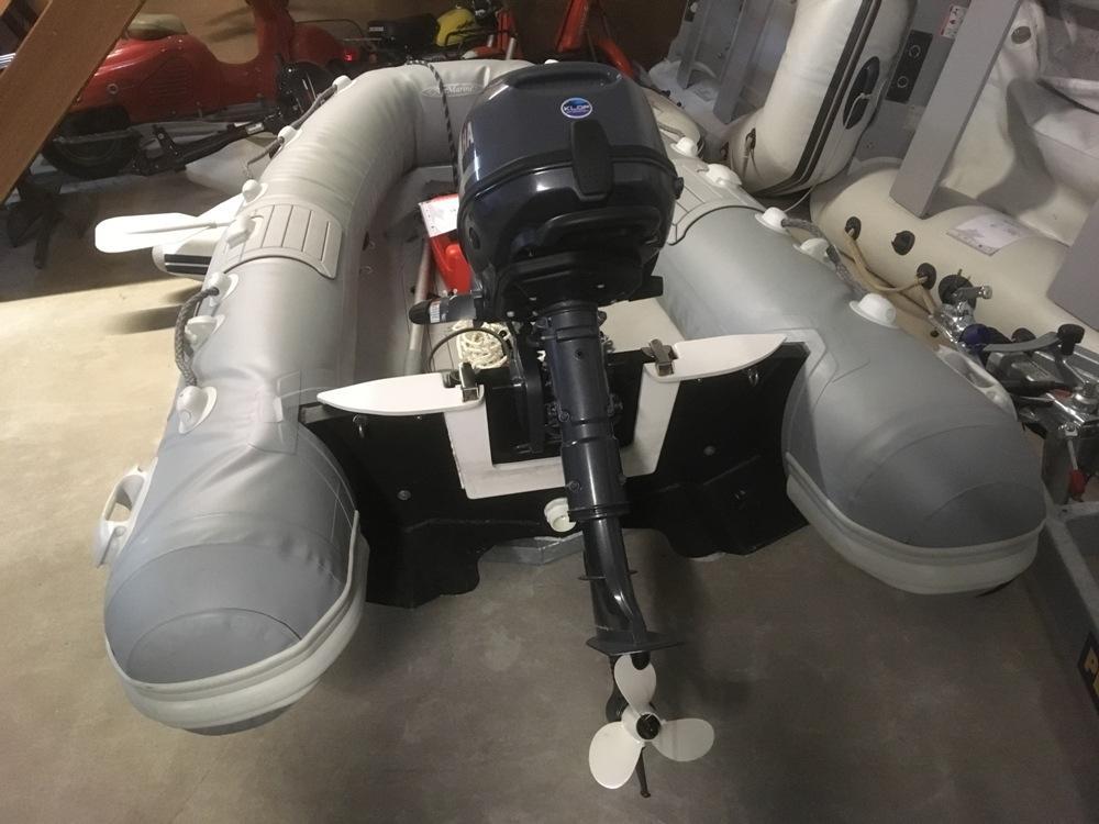 Marine 245 Rib met Yamaha 5pk 3