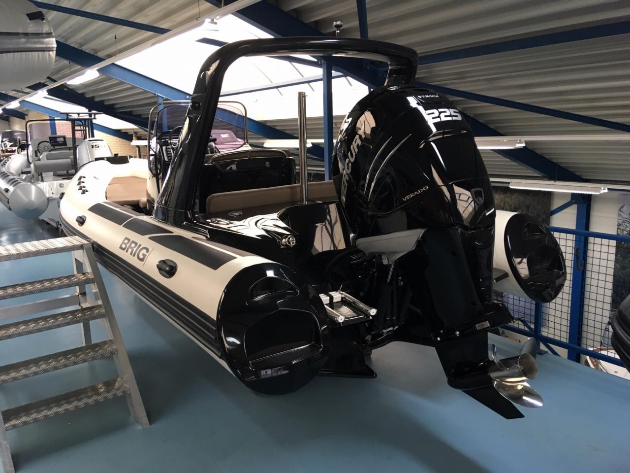 Brig eagle 650 met Mercury Verado 225 pk! 3