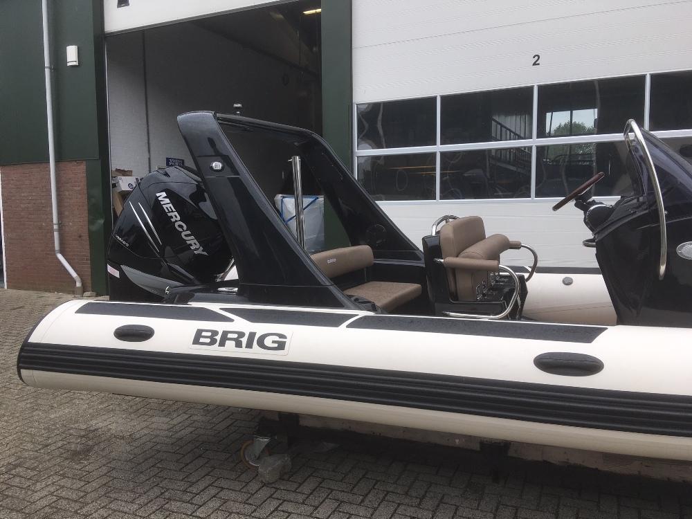 Brig eagle 650 met Mercury Verado 225 pk! 7