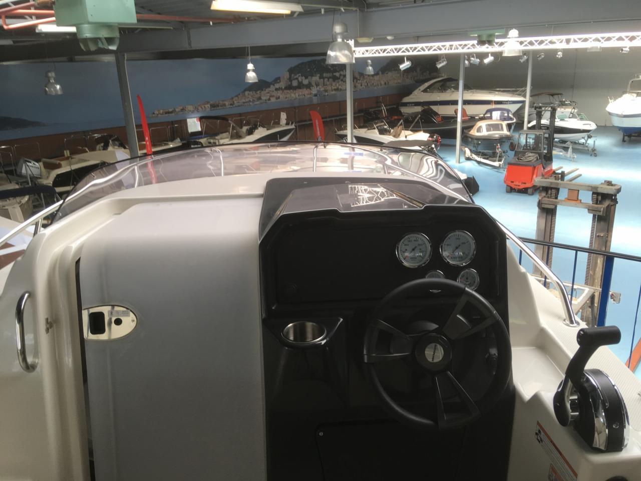 Quicksilver 505 Cabin met Honda 40 pk 3