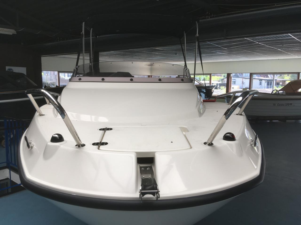 Quicksilver 505 Cabin met Honda 40 pk 6
