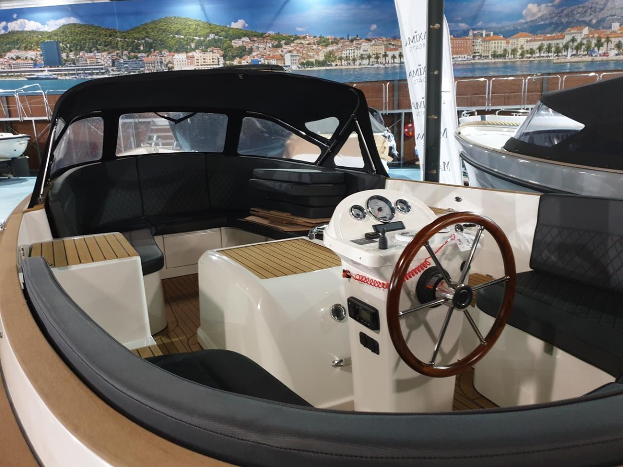 Maril 6NXT met Vetus 52 pk bouwjaar 2020 FULL OPTIONS! 5