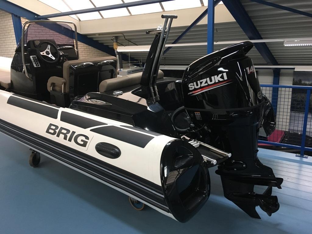 Brig Eagle 6 met Suzuki 140 pk 4