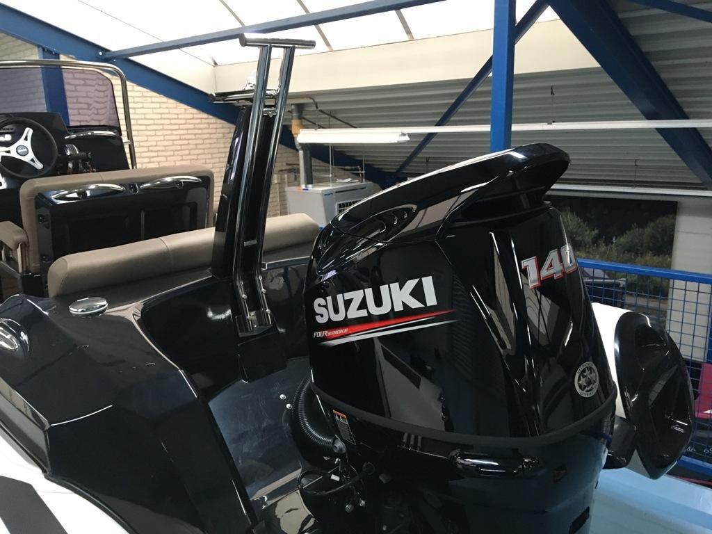 Brig Eagle 6 met Suzuki 140 pk 8