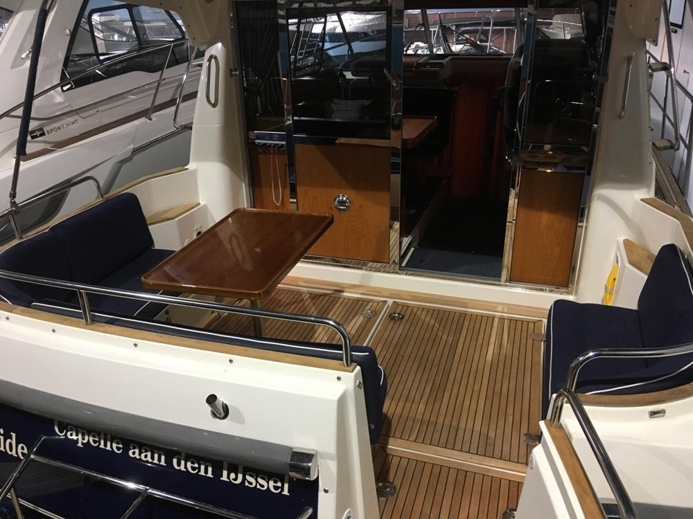 Nimbus 380 coupé met 2 x Volvo Penta 230pk 10