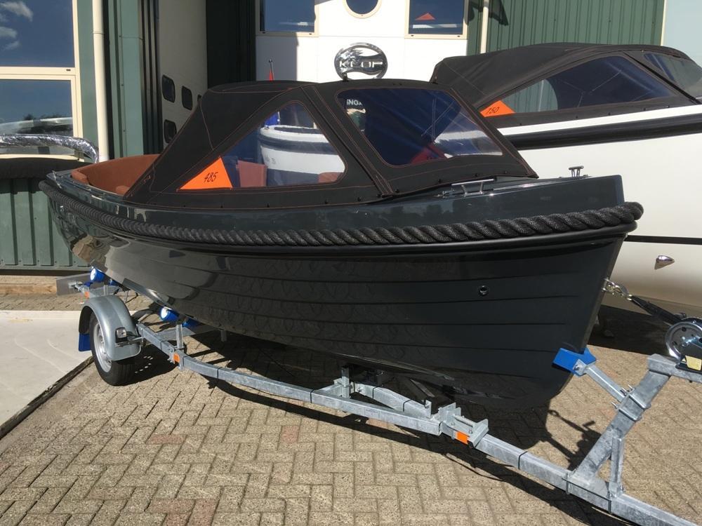 Maxima 485 Met suzuki 9.9 pk overjarig 2018 ZOMERKNALLER! 3