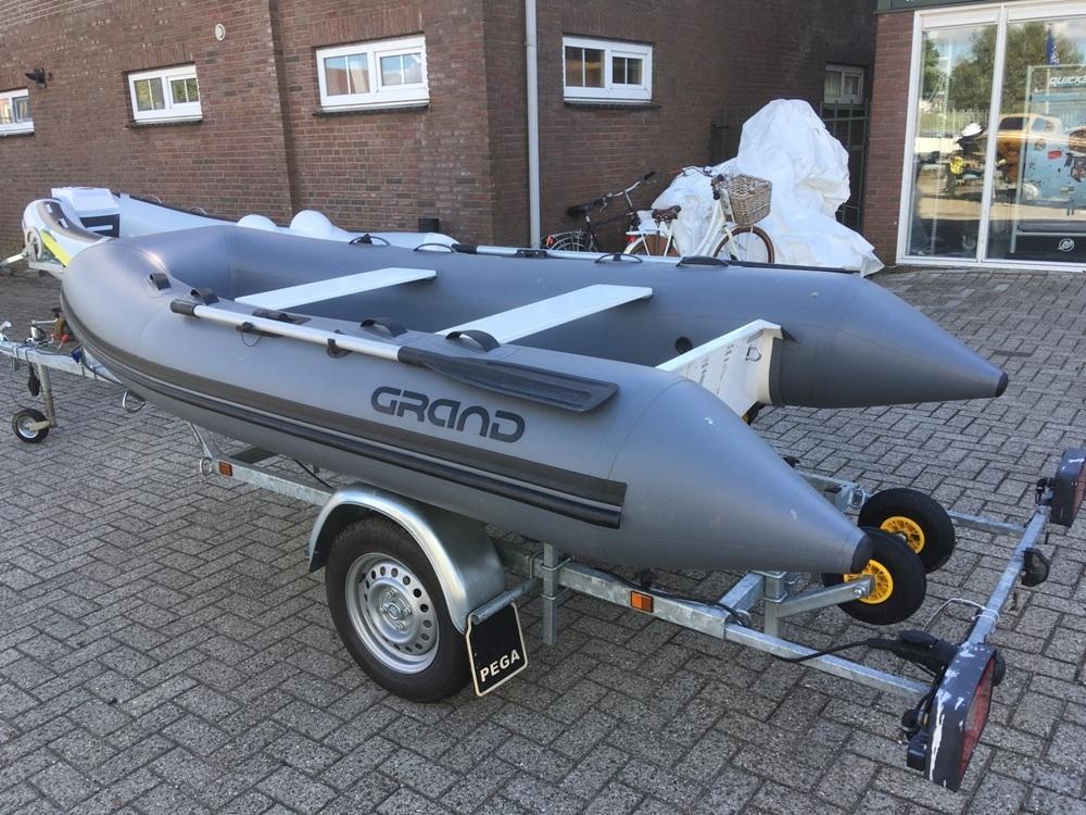 Grand 330 rubberboot 1