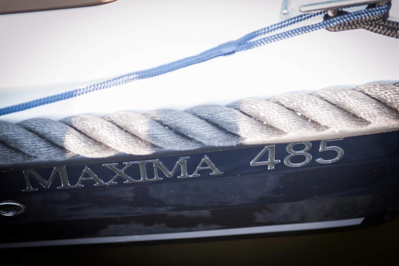 Maxima 485 sloep 20