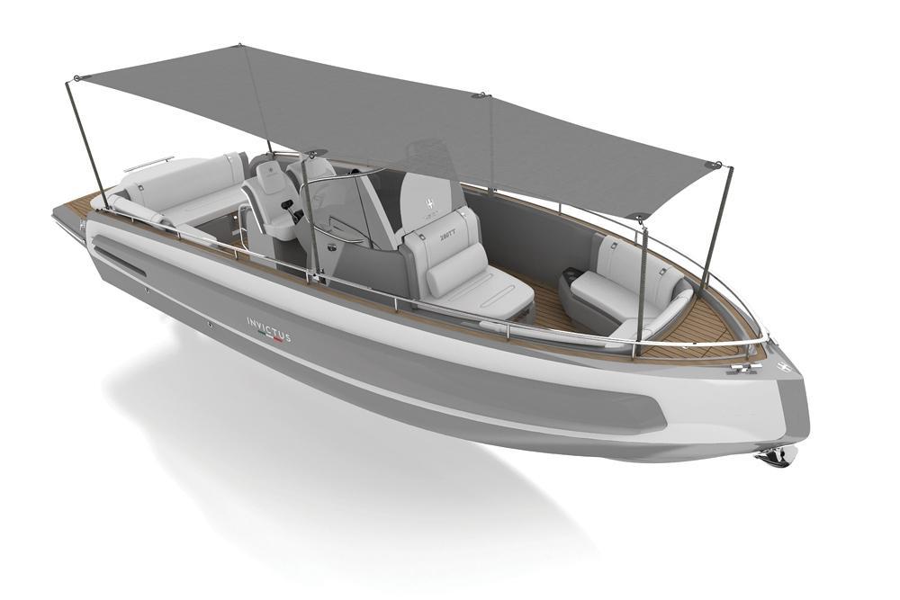 Invictus 280 TT sportboot 8