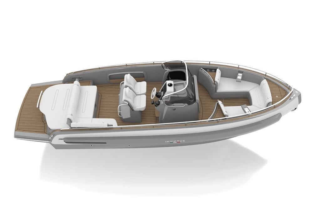 Invictus 280 TT sportboot 11