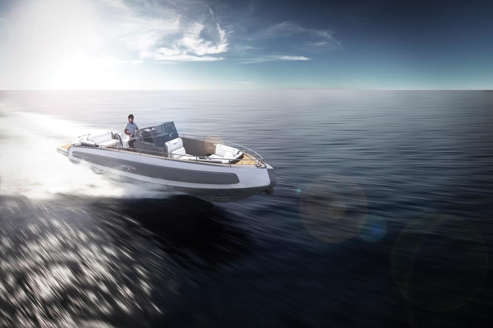 Invictus 280 TT sportboot 12