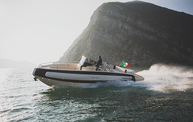 Invictus 280 TT sportboot 14