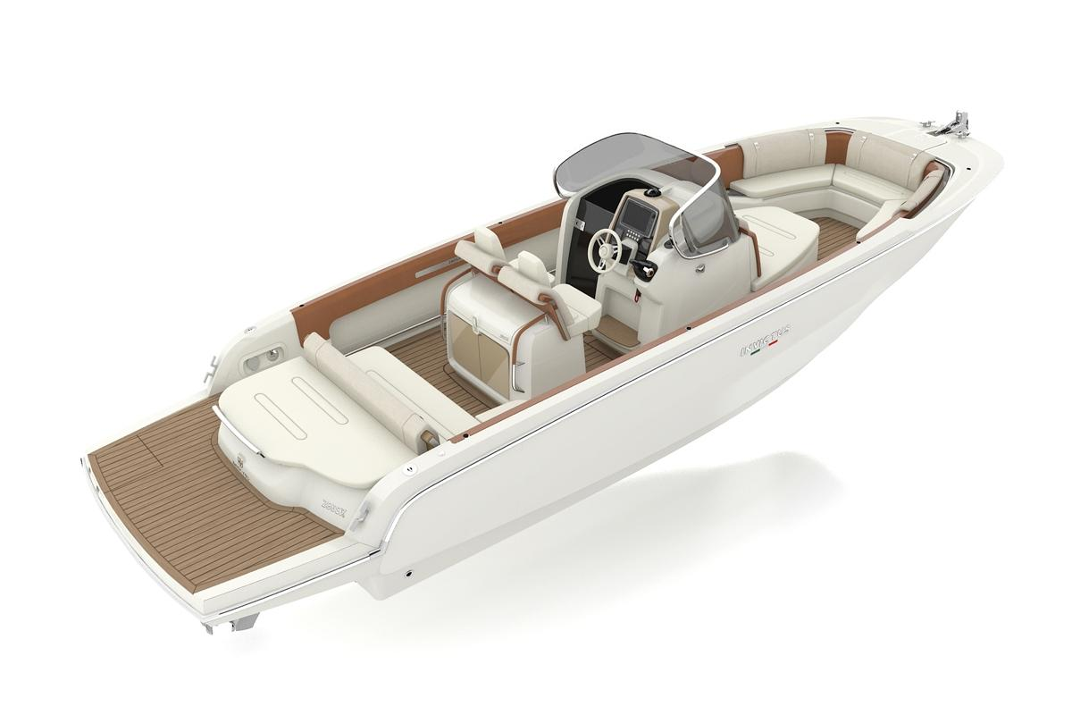 Invictus 280 SX sportboot 8