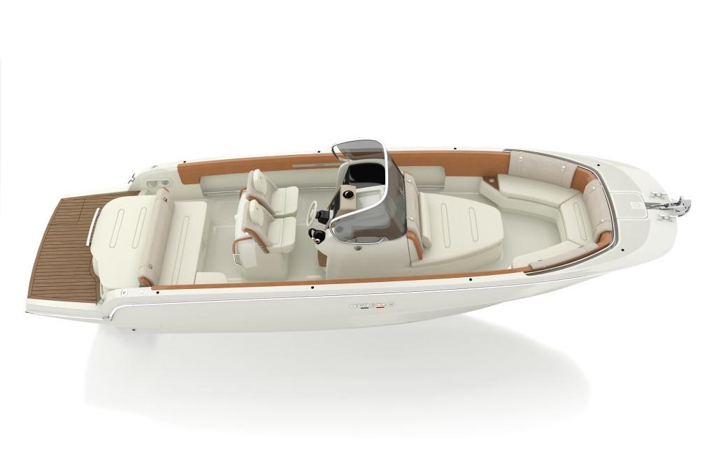 Invictus 280 SX sportboot 9
