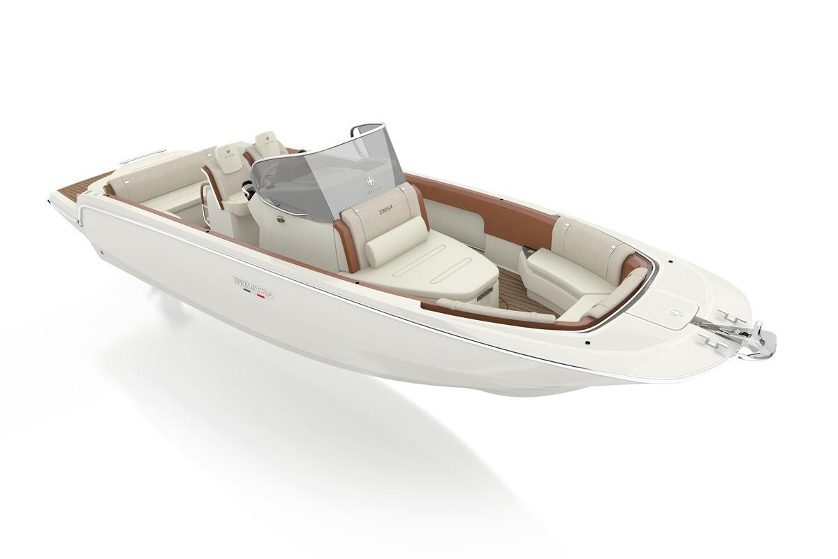 Invictus 280 SX sportboot 10