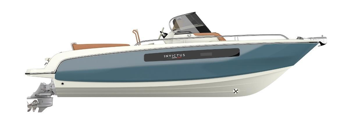 Invictus 250 CX sportboot 16