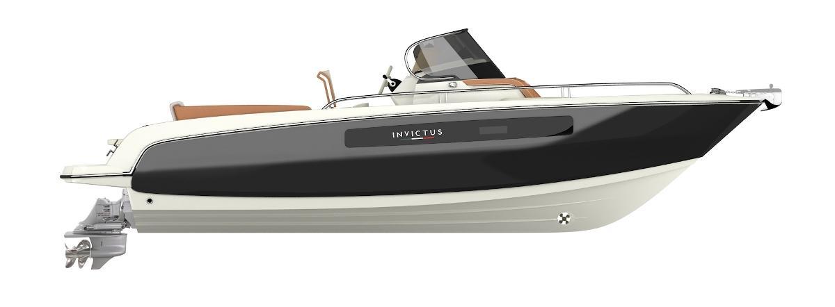 Invictus 250 CX sportboot 17