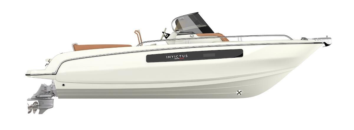 Invictus 250 CX sportboot 15