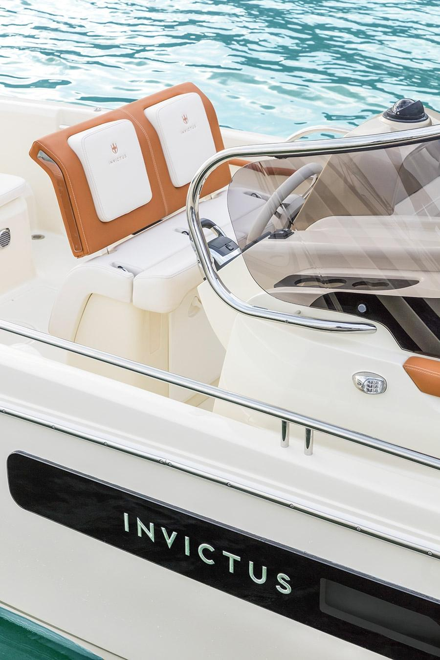 Invictus 250 CX sportboot 5