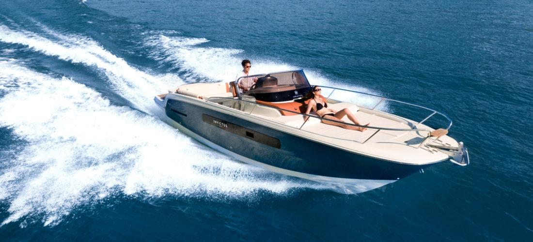 Invictus 280 CX sportboot 1