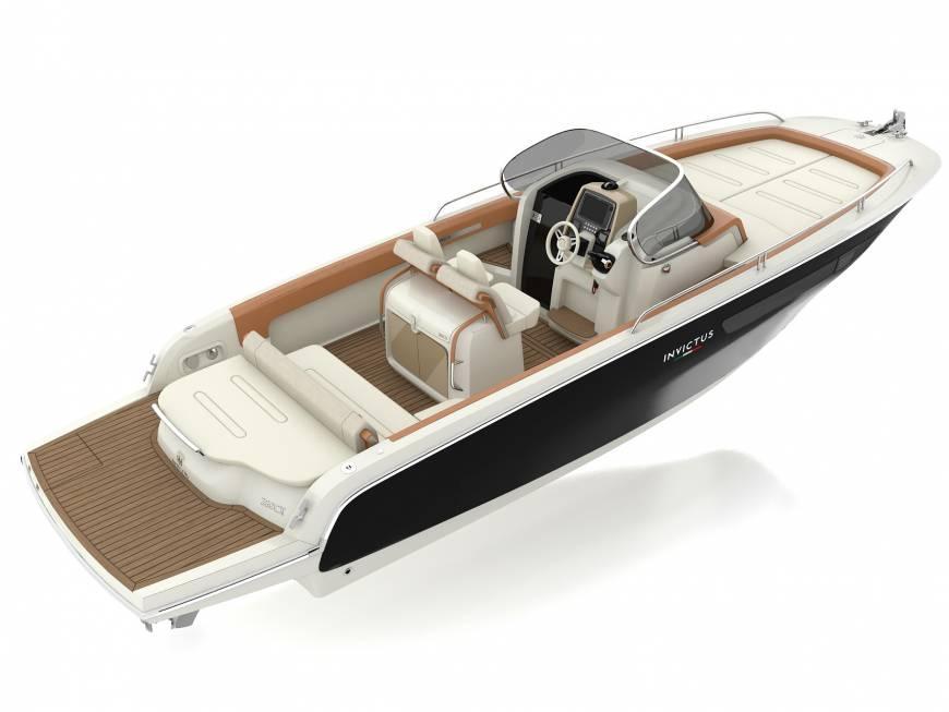 Invictus 280 CX sportboot 10