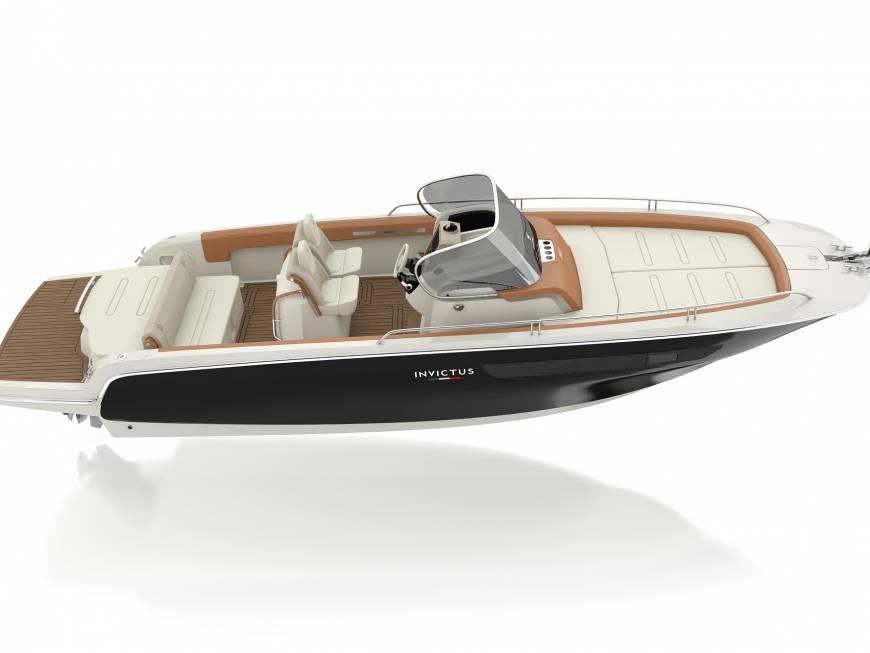 Invictus 280 CX sportboot 11